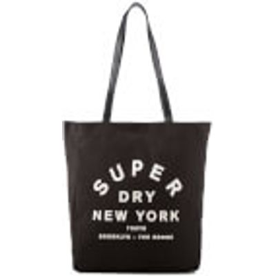 Superdry 90's Sports Shopper Bag - Mono