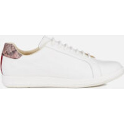 PS by Paul Smith Women's Lapin Star Embossed Trainers - White - UK 7 - White