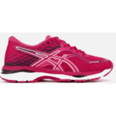 Asics Women's Gel Cumulus 19 Trainers - Cosmo Pink/White/Winter Bloom - UK 3 - Pink