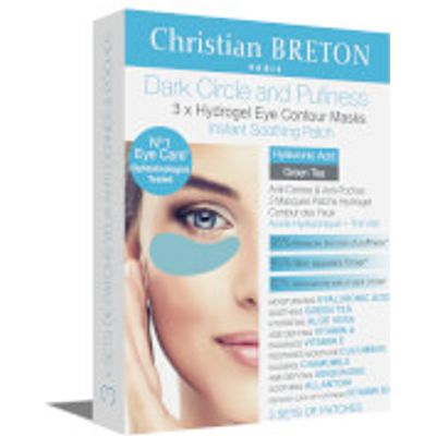 Christian BRETON Dark Circle and Puffiness Eye Patches 3 x 2.5ml