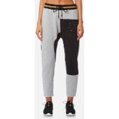P.E Nation Women's Split Lane Track Pants - Grey Marl - XS - Grey