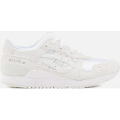 Asics Kids' Gel-Lyte III Trainers GS - White/White - UK 5 Kids - White