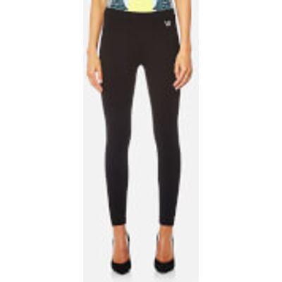 Versace Jeans Women's Leggings - Black - EU 36