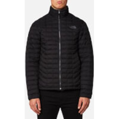 The North Face Men's Thermoball® Full Zip Jacket - TNF Black Matte - M - Black