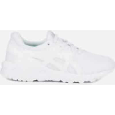 Asics Kids' Gel-Kayano Evo Trainers - White/White - UK 2 Kids - White