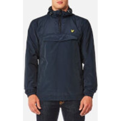 Lyle & Scott Men's Overhead Anorak - Navy Jacket - M
