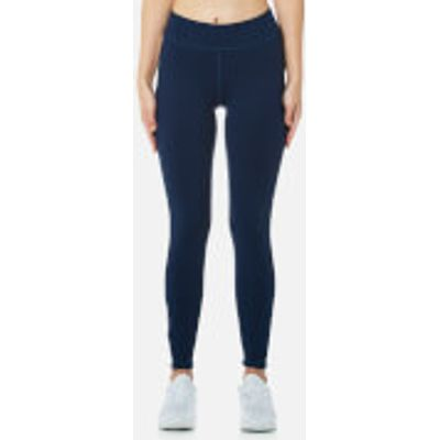 MINKPINK Move Women's Risk It Full Leggings - Navy - XS - Blue