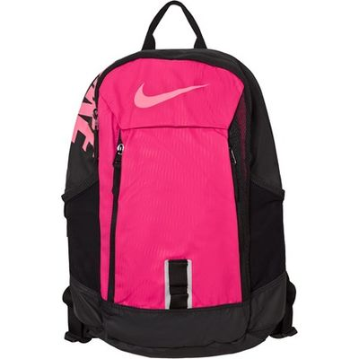 Pink and Black Alpha Adapt Rise Solid Backpack