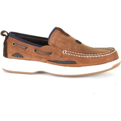 Ashore Slip On Deck Shoe