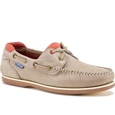 Churchill Made in Britain Lace Up Boat Shoes