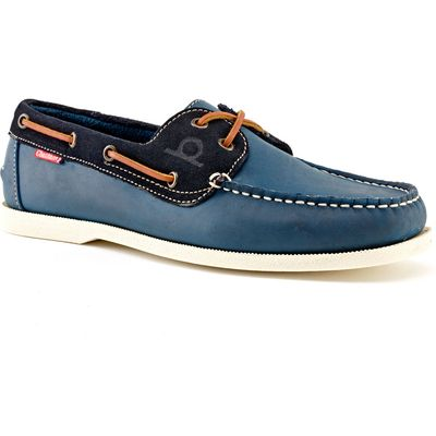 Galley Leather Boat Shoes