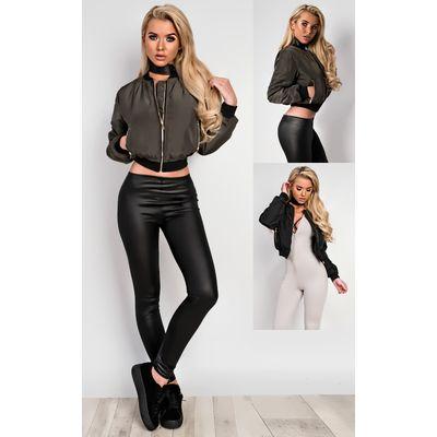 IKRUSH Womens Lola Bomber Jacket