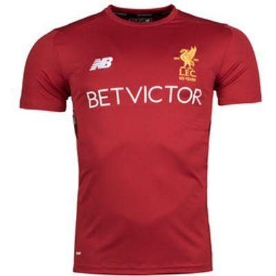 Liverpool FC 17/18 Elite Football Training Shirt