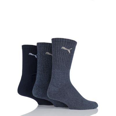 8713537332132 | Mens   Ladies 3 Pair Puma Sports Socks Store