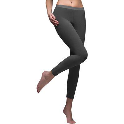 Ladies 1 Pack SockShop Heat Holders Microfleece Base Layer Bottoms