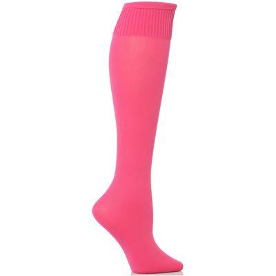 Ladies 1 Pair Trasparenze Cinzia Microfibre Knee Highs