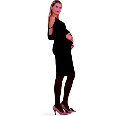 Ladies 1 Pair Trasparenze Perdue 60 Maternity Tights