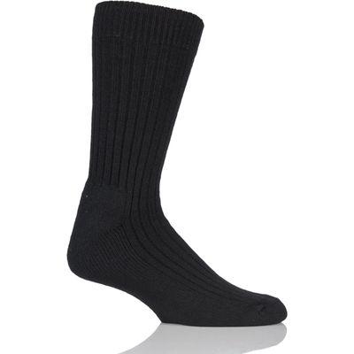 Mens 1 Pair Workforce Endurance Boot Socks