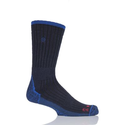 Mens 1 Pair Workforce By SockShop Professional Workwear Construction Socks