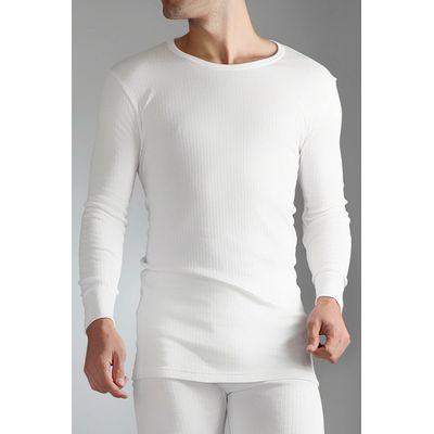 Mens SockShop Heat Holders Long Sleeved Thermal Vest