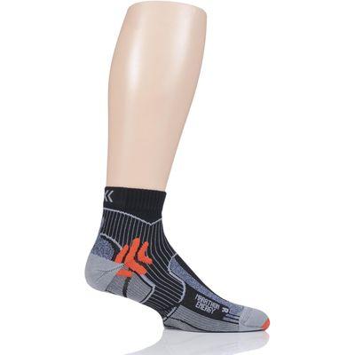 Mens and Ladies 1 Pair X-Socks Marathon Energy Compression Socks