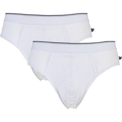Mens 2 Pack Farah Slip Brief Trunks