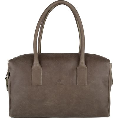 Fred de la Bretoniere-Handbags - Reggie Medium Bag - Green