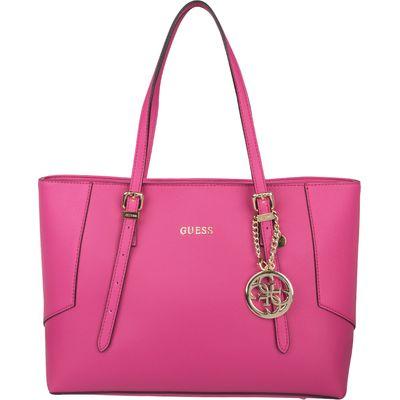 Guess-Handbags-Isabeau E/W Tote-Pink