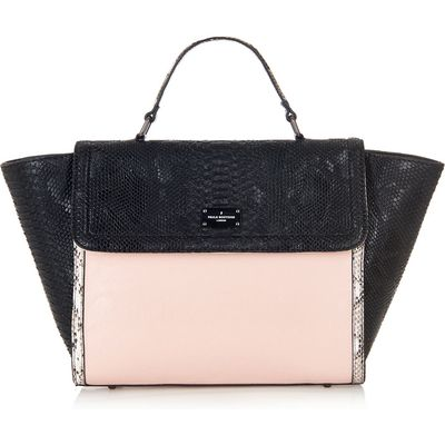 Pauls Boutique-Handbags-Devin Greenwich Medium Bag-Pink