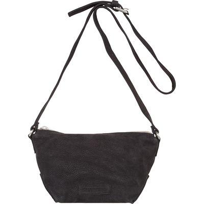 Shabbies-Handbags - Crossbody Small Waxed Grain - Black