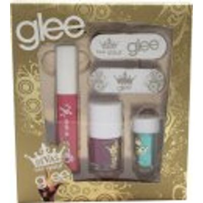 Glee Divas Free Your Glee Gift Set Let's Face It - 10.2ml Lip Gloss + 6.8ml Nail Polish + 2g Eye Dus
