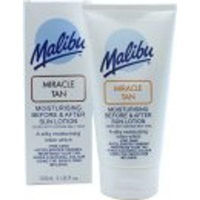 Malibu Miracle Tan Before & After Sun Lotion 150ml