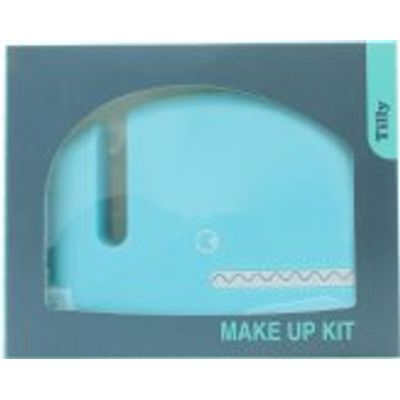 Tilly Whale Make Up Kit - 16 x Eyeshadow + 2 x Blusher + 1 x Lipstick + 3 x Lip Gloss