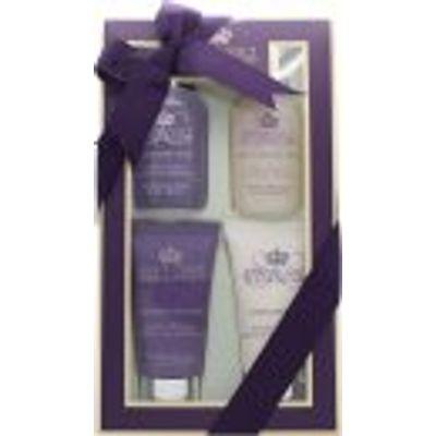 Style & Grace Indulgent Treats Gift Set 100ml Bath Cream + 70ml Body Lotion + 70ml Body Wash + 100ml