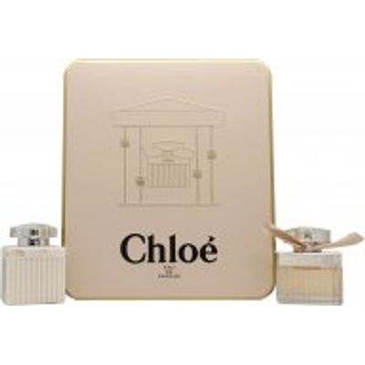 Chloé Signature Gift Set 50ml EDP + 100ml Body Lotion