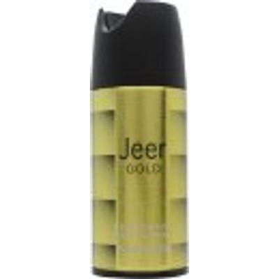 Jeer Gold Deodorant Body Spray 150ml