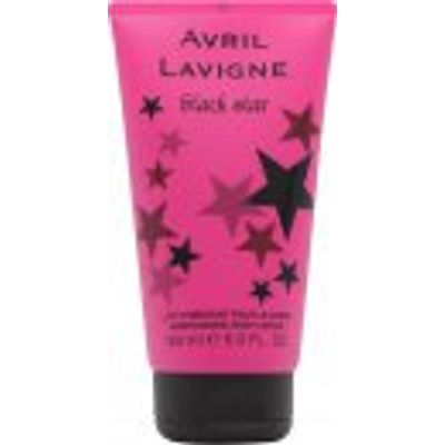 Avril Lavigne Black Star Body Lotion 150ml