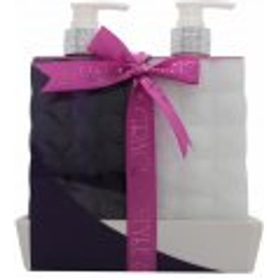 Style & Grace Bath & Body Twinset Gift Set 500ml Body Wash + 500ml Body Lotion