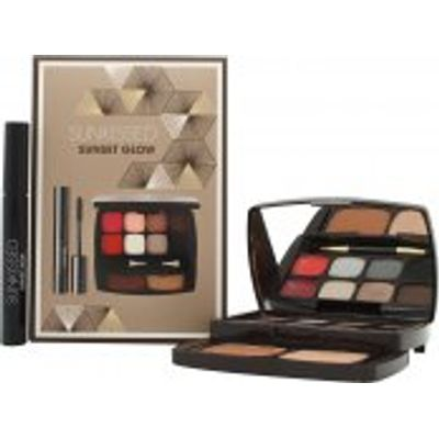 Sunkissed Sunset Glow Gift Set 6 x 1.3g Eyeshadows + 2 x 0.8g Lip Balms + 3.8g Bronzing Powder + 3.8
