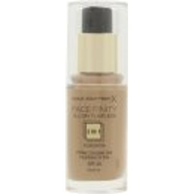 Max Factor Facefinity All Day Flawless 3 in 1 Foundation SPF20 30ml - 55 Beige