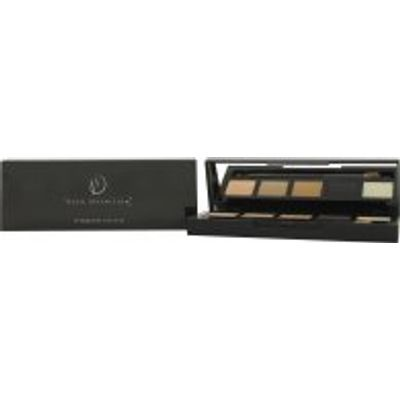 High Definition Eye & Brow Palette 001 Bombshell - 0.8g Highlighter + 0.8g Light Blonde + 0.8g Mediu