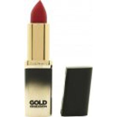 L'Oreal Color Riche Gold Obsession Lipstick 2.4g - 41 Ruby Gold