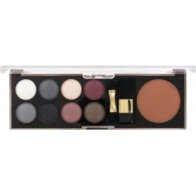 Sunkissed Eye Palette & Bronzer Set - Smoky Eyes 11 Pieces