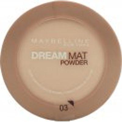 Maybelline Dream Matte Powder Foundation 9g - Golden Beige