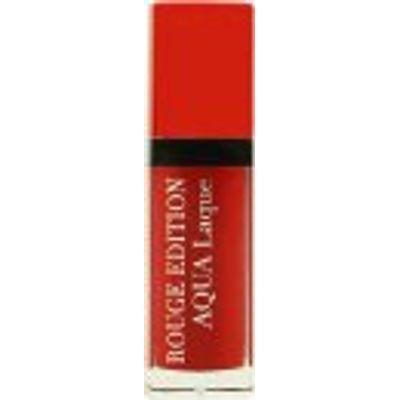 Bourjois Rouge Edition Aqua Laque Liquid Lipstick 6ml - 06 Feeling Reddy