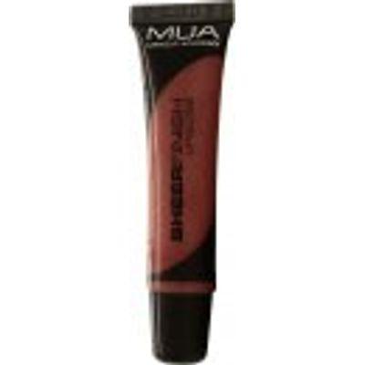 MUA Sheer Finish Lip Gloss 15ml - Can't Stop