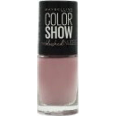 Maybelline Color Show Blushed Nudes Nail Polish 7ml - Dusty Rose