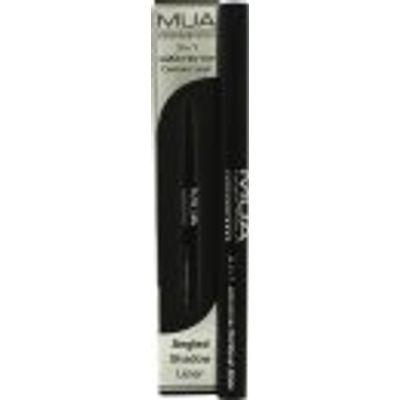 MUA 3 in 1 Extreme Contour Pen 0.4g - Dark Brown