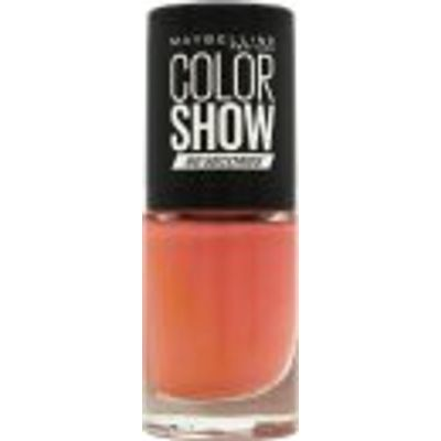 Maybelline Color Show Nail Polish 7ml - Peach Smoothie