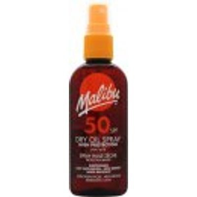 Malibu Sun Dry Oil Spray 100ml SPF50